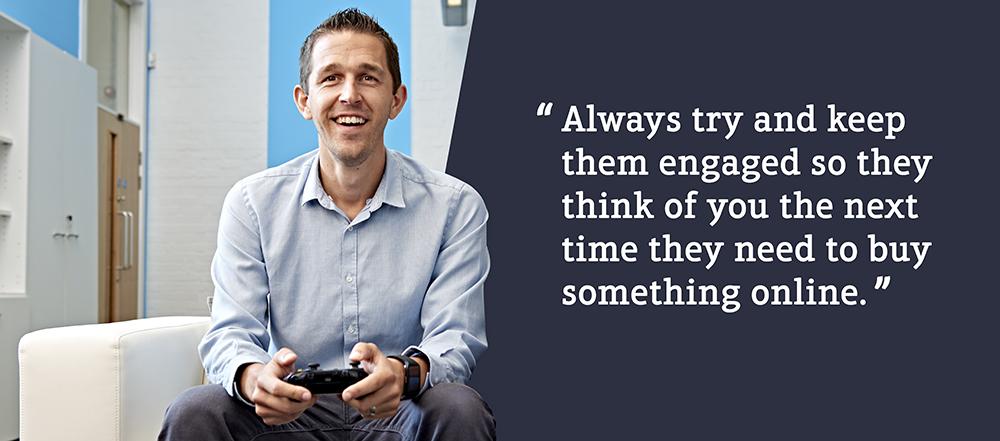 Chris Sutton, Web Developer - Evosite